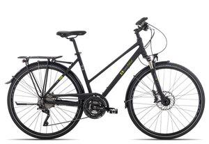 2R Manufaktur TXT 30 Trapez 2020 | 51 cm | black limegreen grey