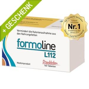 Formoline L112 Dranbleiben Tabletten 160 St