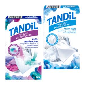 TANDIL     Wäsche-Pflegetücher