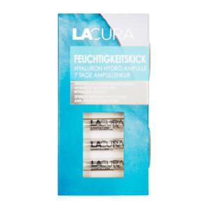 LACURA     7 Tage Ampullenkur Feuchtigkeitskick