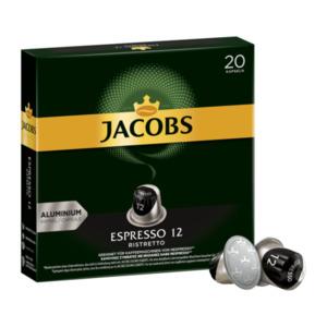 Jacobs Kaffeekapseln Espresso 12 Ristretto