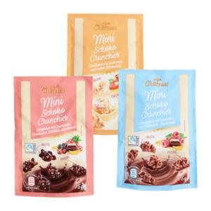 CHÂTEAU     Mini Schoko Crunchies