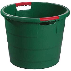 "Behälter ""TONI"", rund, 45 L, grün"