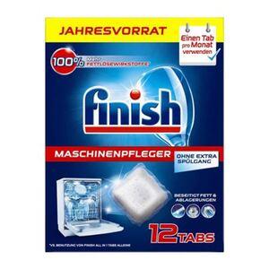 Finish Maschinenpfleger-Tabs 12x17g