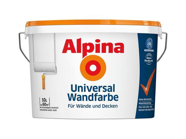 ALPINA Universal-Wandfarbe