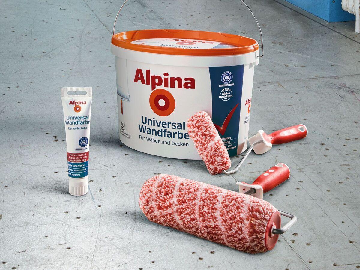 Bild 2 von ALPINA Universal-Wandfarbe