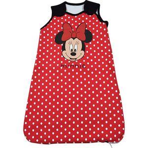 Disney Baby Schlafsack - Minnie Mouse, rot/weiß gepunktet, Gr. 70