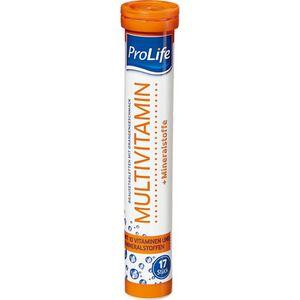 ProLife Multivitamin Brausetabletten, 102g