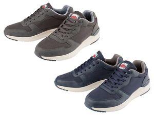 LIVERGY® Sneaker Herren, mit Schaftrand- und Zungenpolsterung