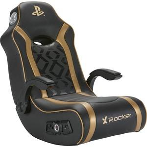 X Rocker Gaming-Stuhl Gold 2.1 Floor Rocker