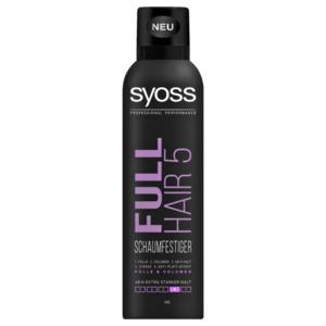 Syoss Schaumfestiger Full Hair 5 extra starker Halt 250ml