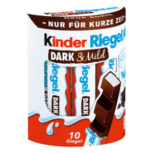 Kinder Riegel Dark&Mild 10 Riegel