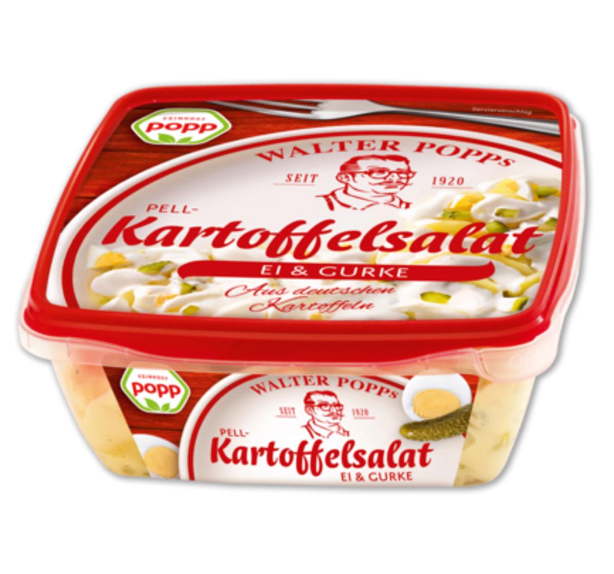 Bild 1 von POPP Kartoffelsalat