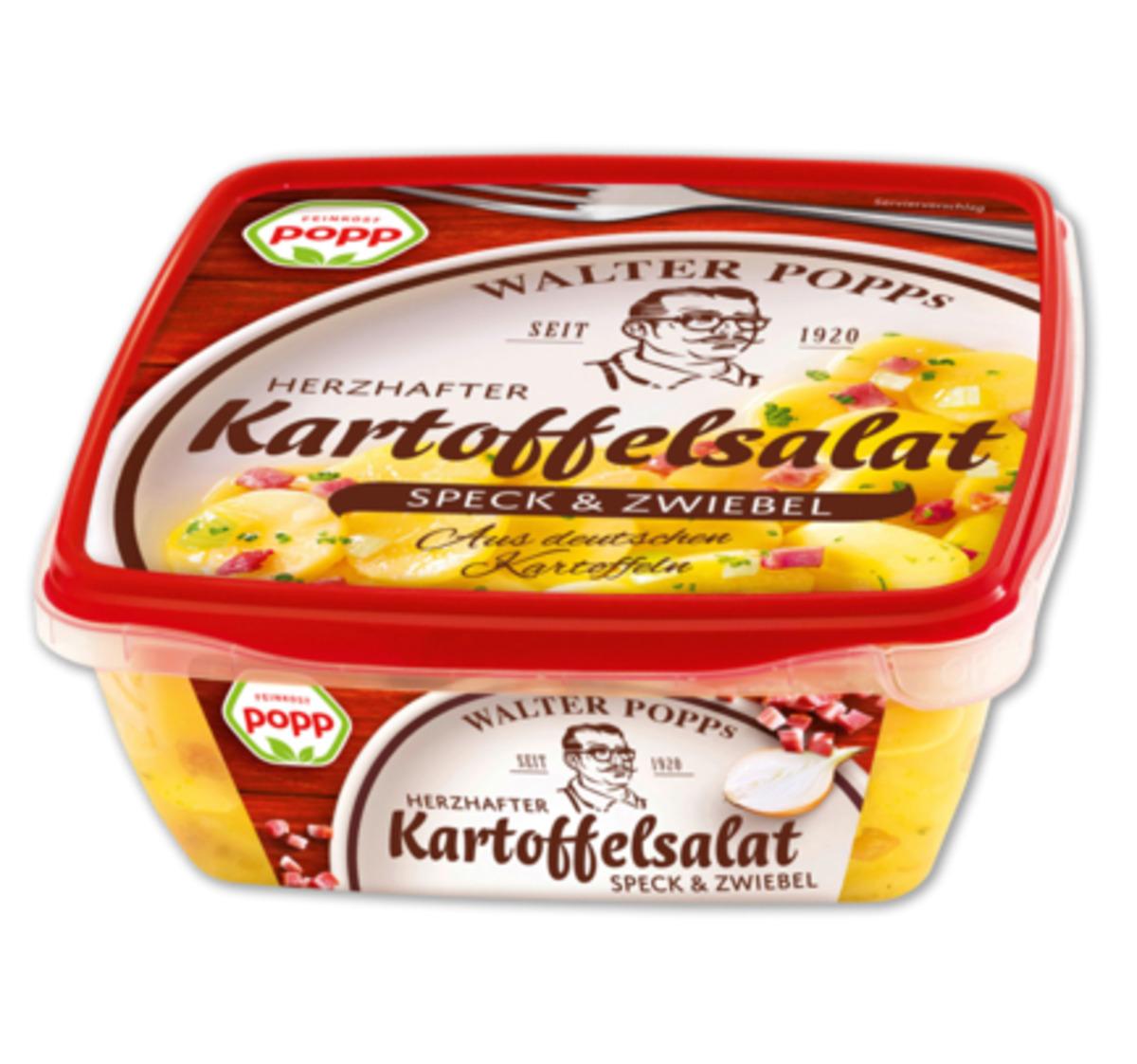 Bild 2 von POPP Kartoffelsalat