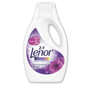 LENOR Color Waschmittel 2in1