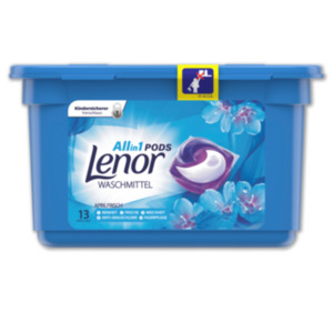 LENOR Waschmittel Allin1 Pods