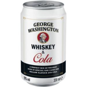 Henderson Gin Tonic, George Washington Whiskey & Cola oder Fürst Uranov Ice