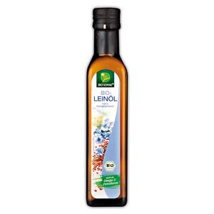 Bio Sonne Bio-Leinöl