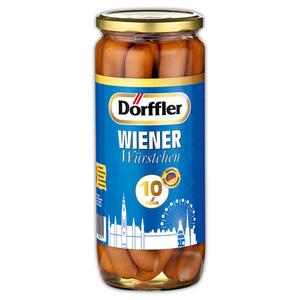 Dörffler Wiener Würstchen XXL