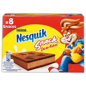 Nesquik Snack Kakao / Latte-Milch