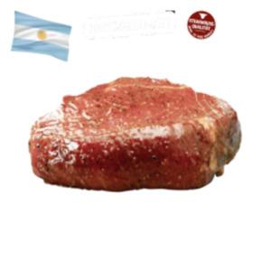 Argentinische marinierte Kentucky-Rinderhüftsteaks