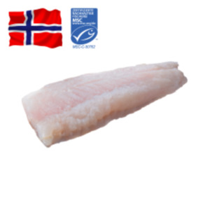 Frisches Skrei Winter-Kabeljaufilet
