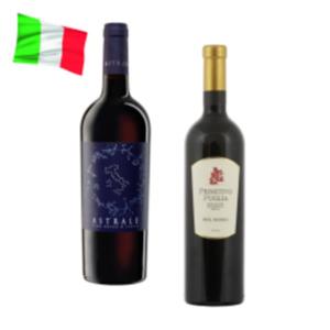 Bel Moro Rebsortenweine oder Astrale Rosso
