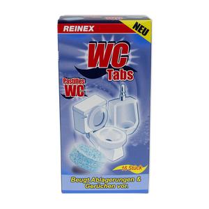 REINEX WC-Tabs - 16 Stück