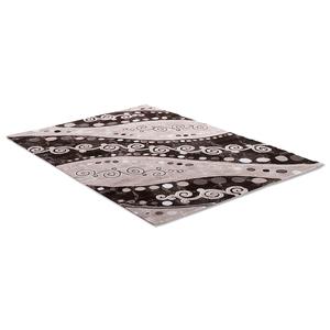 Teppich - braun - 120x170 cm