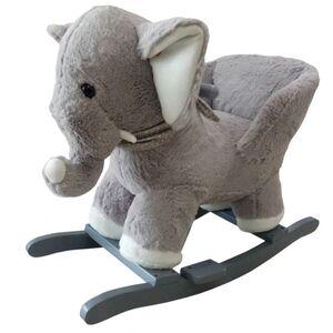 Besttoy - Schaukel-Elefant - grau