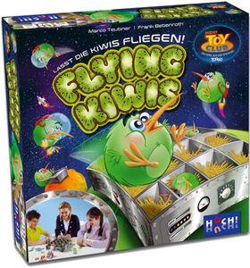 Flying Kiwis - Geschicklichkeitsspiel