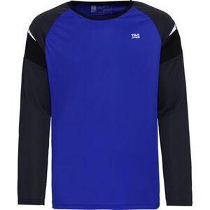 Tao Sportswear Laufshirt, atmungsaktiv, schnell trocknend, für Herren