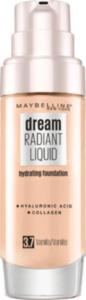 Maybelline New York Dream Radiant Liquid Make-up 3.7 Vanilla