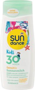 SUNDANCE Kids Sensitiv Sonnenmilch LSF 30