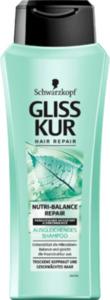 Schwarzkopf Gliss Kur Shampoo Nutri Balance