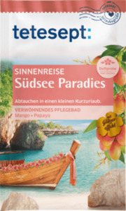 tetesept Badesalz Südsee Paradies
