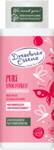 Dresdner Essenz Schaumbad Need you! Bio-Rose & Chiasamenöl
