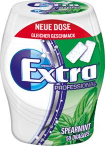 EXTRA Professional Kaugummi spearmint, Pfefferminze