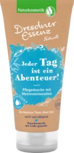 Dresdner Essenz Duschgel Naturell Jeder Tag ist ein Abenteuer!