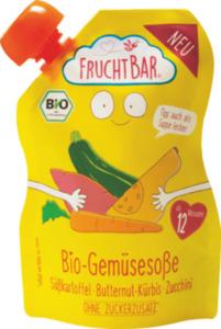 FruchtBar Gemüse-Soße Kürbis-Süßkartoffel-Zucchini