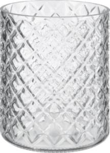 Dekorieren & Einrichten Glaswindlicht mit Rauten klar