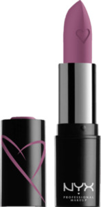 NYX PROFESSIONAL MAKEUP Lippenstift Shout Loud Satin Lipstick In Love 07