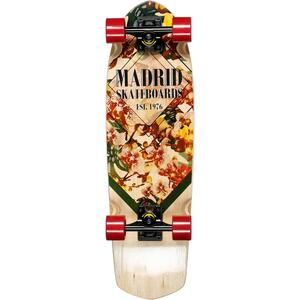 "Madrid Orchid Mini Picket 28.5"" Skateboard-Komplettset"