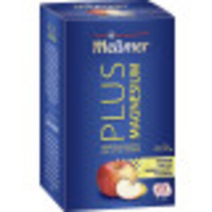 Meßmer Tee Plus Apfel+Magnesium 20x 2,75 g