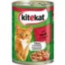 Bild 1 von Kitekat mit Rind in Sauce Katzenfutter nass 0,4 kg