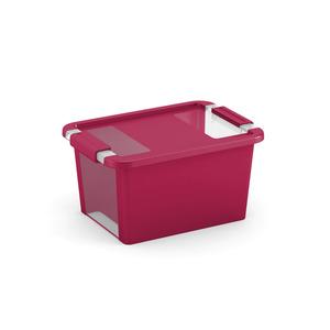 Aufbewahrung 'Bi Box' S Rose Red 11 l