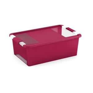 Aufbewahrung 'Bi Box' M Rose Red 26 l