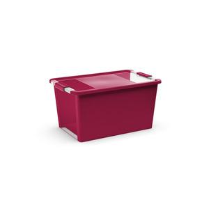 Aufbewahrung 'Bi Box' L Rose Red 40 l