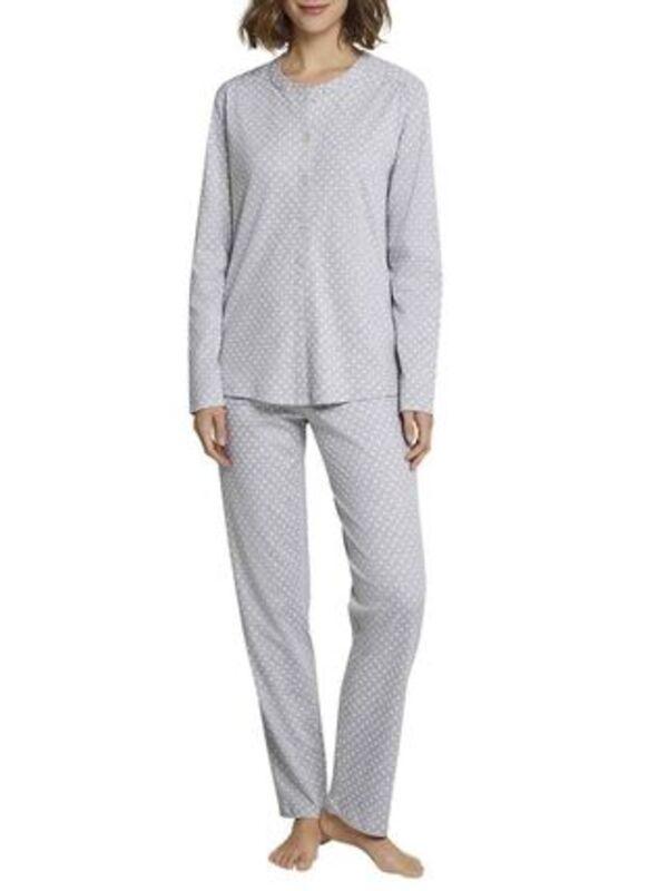 Seidensticker Pyjama durchgeknöpft, für Damen