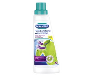 Dr. Beckmann®  Funktionstextil Waschmittel oder Kurzwasch-Booster